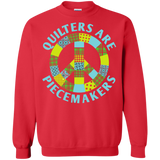 Quilters are Piecemakers Crewneck Sweatshirts - Crafter4Life - 5