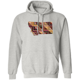 Montana Quilter Pullover Hoodie