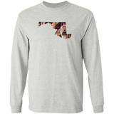 Maryland Quilter LS Ultra Cotton T-Shirt