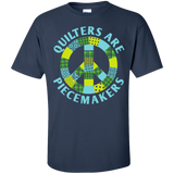 Quilters are Piecemakers Custom Ultra Cotton T-Shirt - Crafter4Life - 10