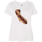California Quilter Ladies Curvy Full-Figure T-Shirts