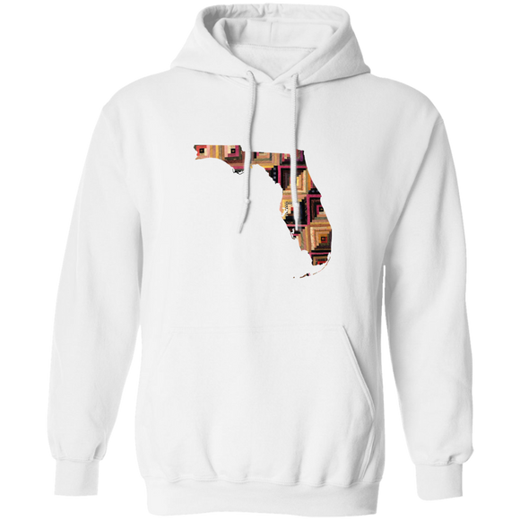 Florida Quilter Pullover Hoodie