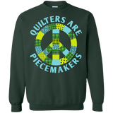 Quilters are Piecemakers Crewneck Sweatshirts - Crafter4Life - 6