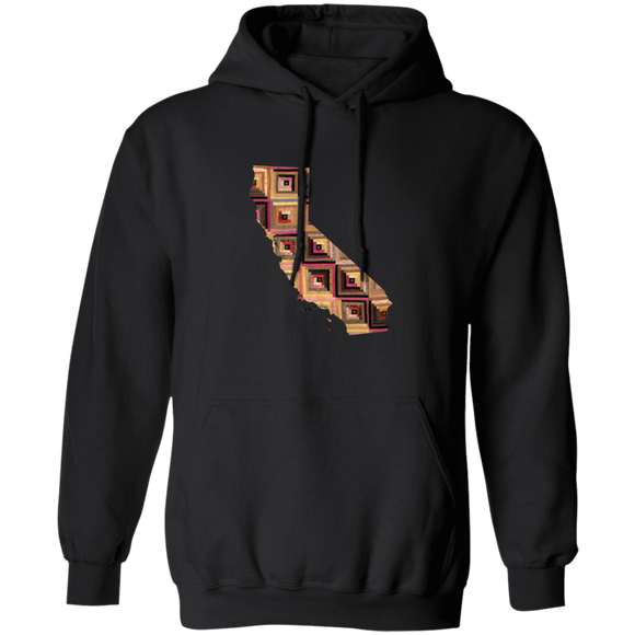 California Quilter Pullover Hoodie