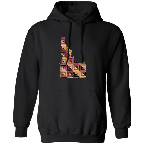 Idaho Quilter Pullover Hoodie