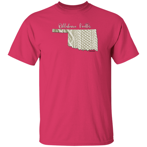 Oklahoma Knitter Cotton T-Shirt