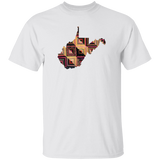 West Virginia Quilter T-Shirt