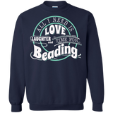 Time for Beading Crewneck Sweatshirts - Crafter4Life - 4