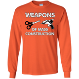 Weapons of Mass Construction LS Ultra Cotton T-Shirt