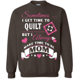 Time-Quilt-Mom Crewneck Sweatshirts - Crafter4Life - 9
