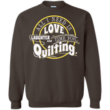 Time for Quilting Crewneck Sweatshirts - Crafter4Life - 7