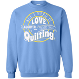 Time for Quilting Crewneck Sweatshirts - Crafter4Life - 11