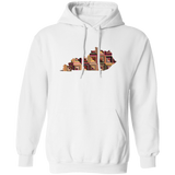 Kentucky Quilter Pullover Hoodie