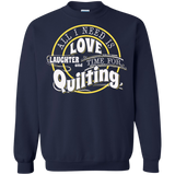 Time for Quilting Crewneck Sweatshirts - Crafter4Life - 4