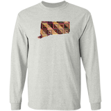 Connecticut Quilter LS Ultra Cotton T-Shirt