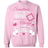 Time-Quilt-Mom Crewneck Sweatshirts - Crafter4Life - 7