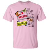 I'd Rather Be Scrapbooking Custom Ultra Cotton T-Shirt - Crafter4Life - 8