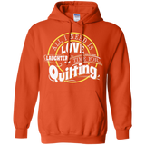 Time for Quilting Pullover Hoodies - Crafter4Life - 9