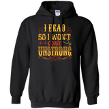 I Bead So I Won't Come Unstrung (gold) Pullover Hoodies - Crafter4Life - 2