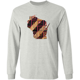 Wisconsin Quilter LS Ultra Cotton T-Shirt