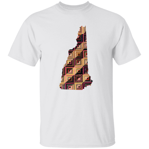 New Hampshire Quilter T-Shirt