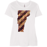 Vermont Quilter Curvy Full-Figured T-Shirts