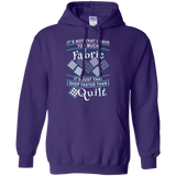 I Shop Faster than I Quilt Pullover Hoodies - Crafter4Life - 9