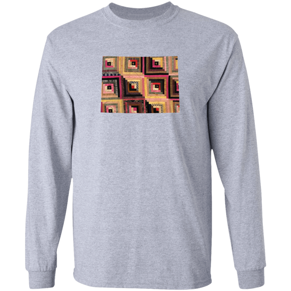 Colorado Quilter LS Ultra Cotton T-Shirt