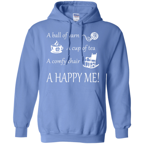 A Happy Me Pullover Hoodies - Crafter4Life - 4