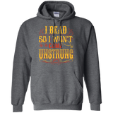 I Bead So I Won't Come Unstrung (gold) Pullover Hoodies - Crafter4Life - 4