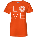 LOVE Quilting Ladies Custom 100% Cotton T-Shirt - Crafter4Life - 12