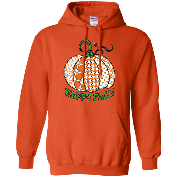 Happy Fall! Pullover Hoodies - Crafter4Life - 1