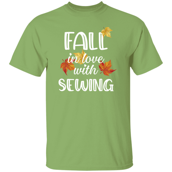 Fall in Love with Sewing T-Shirt
