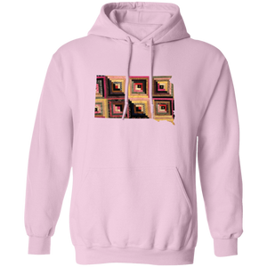 South Dakota Quilter Pullover Hoodie