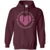 Piece of My Heart (Knit) Pullover Hoodie