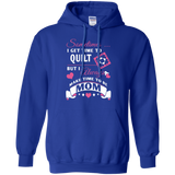 Time-Quilt-Mom Pullover Hoodies - Crafter4Life - 1