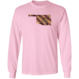 Oklahoma Quilter LS Ultra Cotton T-Shirt