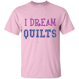 I Dream Quilts Custom Ultra Cotton T-Shirt - Crafter4Life - 10