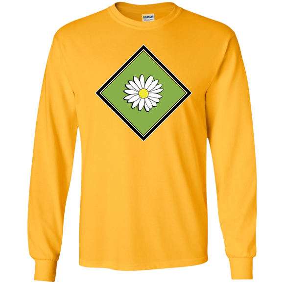 Daisy Field LS Ultra Cotton T-Shirt