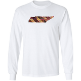 Tennessee Quilter LS Ultra Cotton T-Shirt
