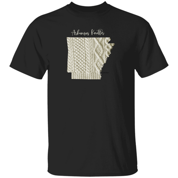 Arkansas Knitter Cotton T-Shirt
