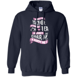 A Ball Of Yarn Pullover Hoodie