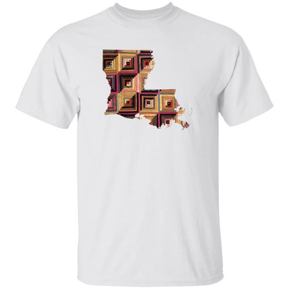 Louisiana Quilter T-Shirt