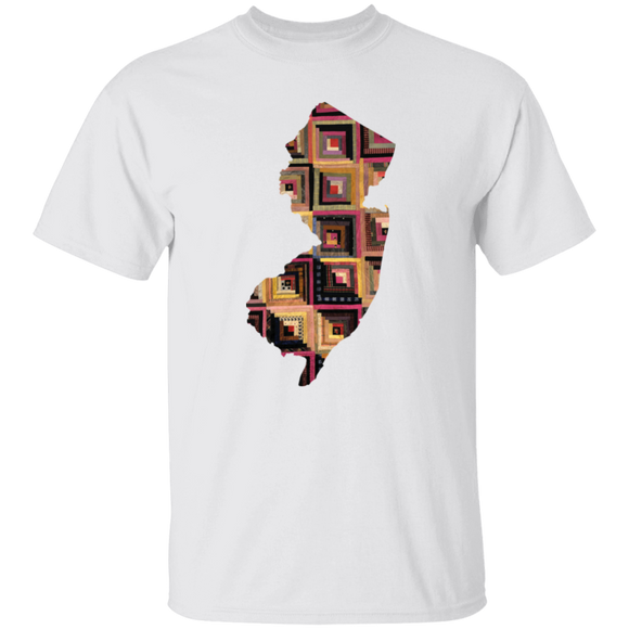 New Jersey Quilter T-Shirt
