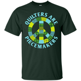 Quilters are Piecemakers Custom Ultra Cotton T-Shirt - Crafter4Life - 5