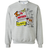 I'd Rather Be Scrapbooking Crewneck Sweatshirts - Crafter4Life - 3