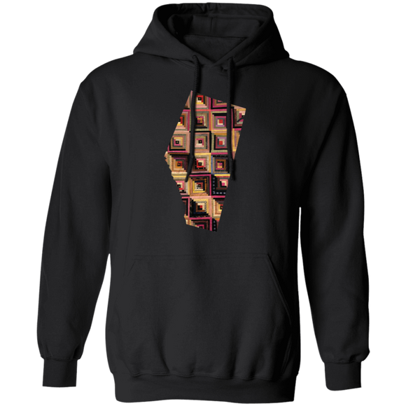 Alberta Quilter Pullover Hoodie