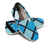 Patchwork Quilt Women's Casual Shoes