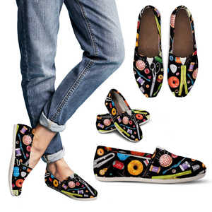 Sewing - Womens Casual Shoes
