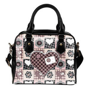 Quilting - Shoulder Handbag